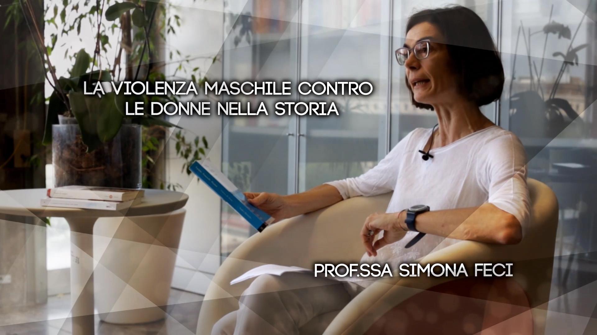 Ep6 La violenza maschile contro le donne nella storia - Simona Feci