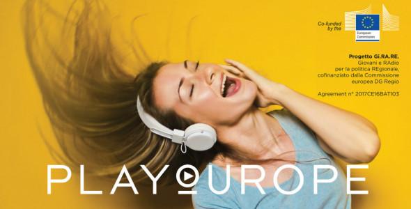PlaYOURope - Gi.Ra.Re - Giovani e Radio per la politica Regionale